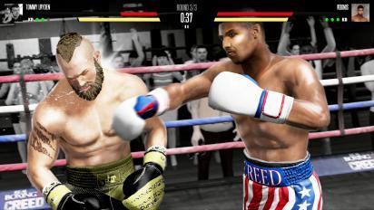 是一款虚幻引擎技术开发的拳击游戏。在游戏中玩家不仅可以通过角色创造系统培养自己的专属拳击手,更有多样化的装备挑选。