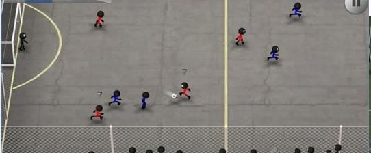 火柴人足球2016安卓版