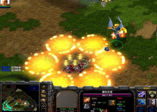 魔兽地图:火影VS魔兽V1.5.3 最新版