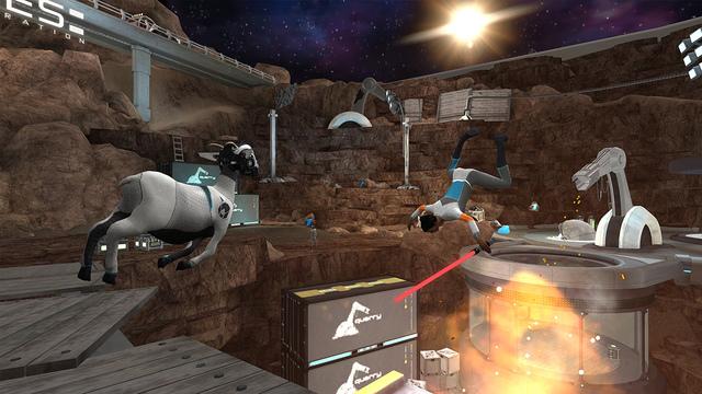 模拟山羊太空废物叉叉助手V2.3.2 安卓版