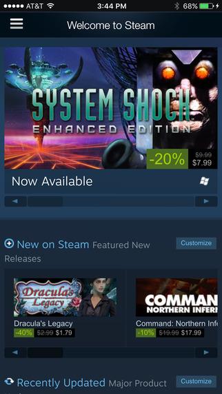 SteamV2.0.10 ios版