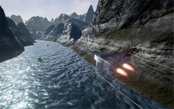 雷霆战机VR版V1.0 电脑版