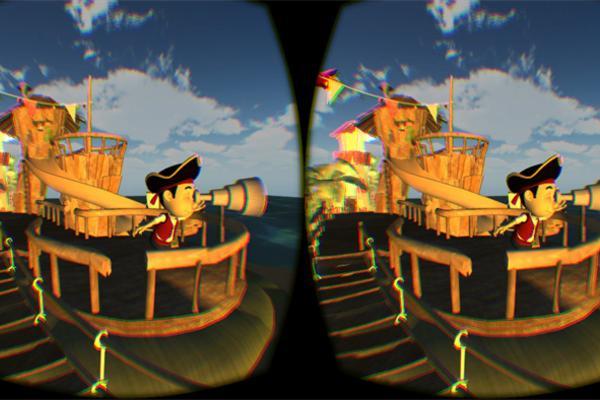 加勒比小海盗VRV1.0 电脑版