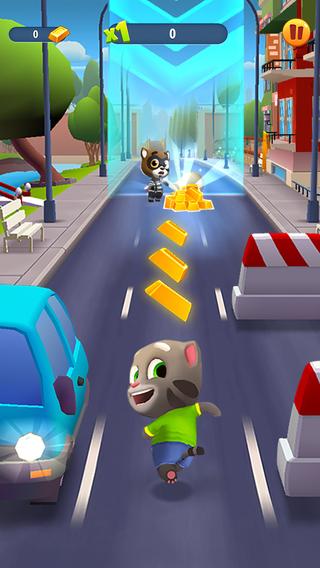 汤姆猫跑酷V1.0.11 安卓版