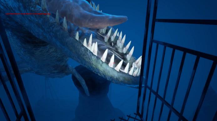 深海恐惧vr v1.0 电脑版