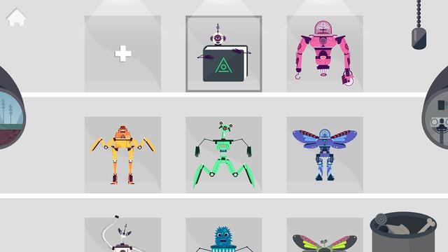 机器人梦工厂V1.1.4 iPhone版大图预览 机器人梦工厂V1.1.4 iPhone版