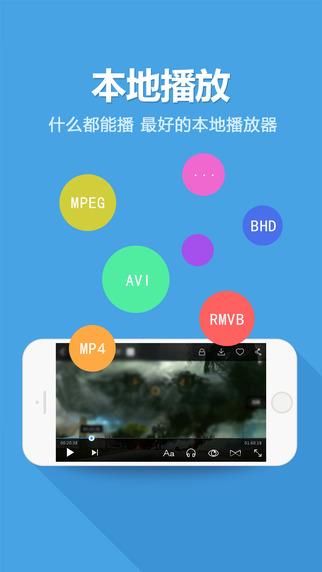 暴风影音V3.3.6 iPhone版