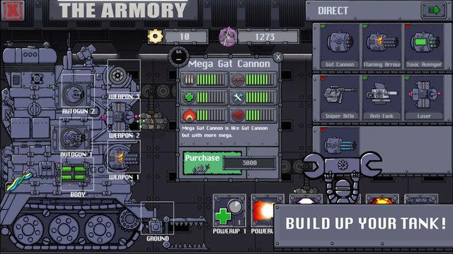 超级坦克V1.1.2 ios版
