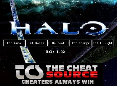 光晕正式版 Halo Combat Evolvedv1.09五项修改器
