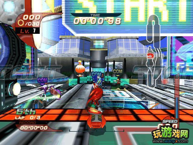 索尼克竞速 Sonic Riders免CD补丁截图2