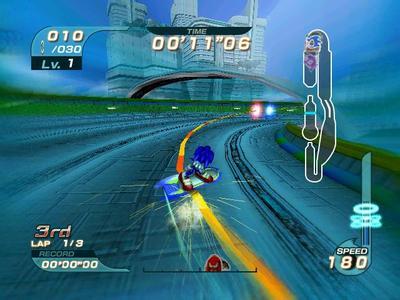 索尼克竞速 Sonic Riders免CD补丁截图3