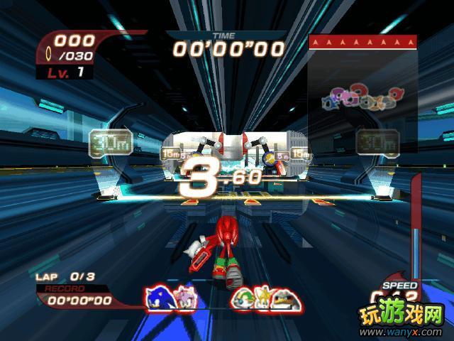 索尼克竞速 Sonic Riders免CD补丁截图4
