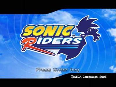 索尼克竞速 Sonic Riders免CD补丁截图5