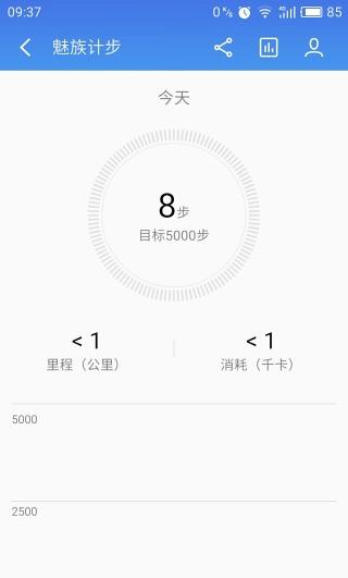 魅族计步器V1.3.0 安卓版