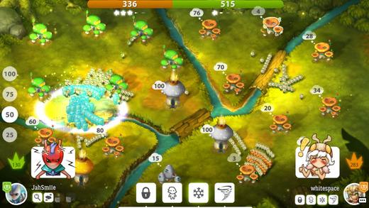 蘑菇战争2V1.3.34 安卓版