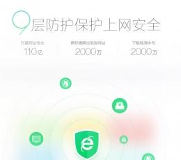360浏览器官方版下载_360浏览器中文版V8.2.1.306官方版下载