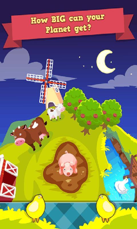小小星球农场无限金币版 小小星球农场破解版V1.0下载