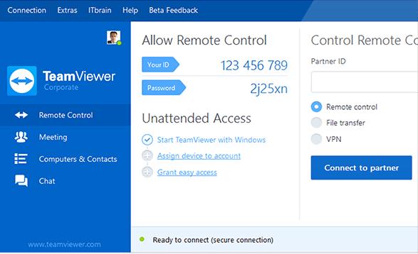 TeamViewer12V12.1.6829.0 官方版