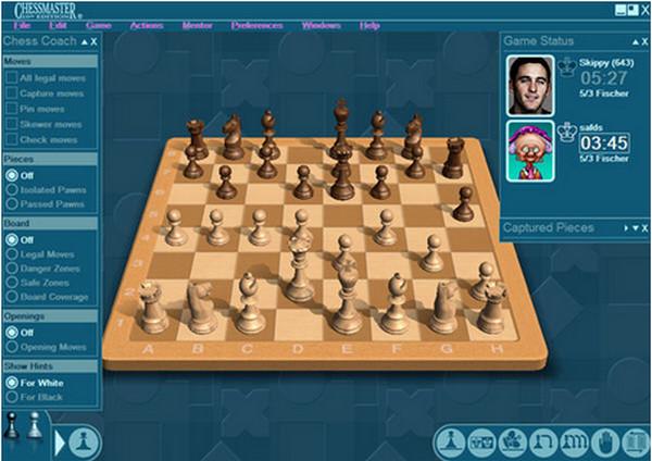 国际象棋大师大图预览图片