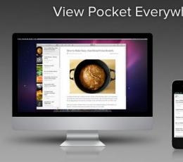 Mac阅读器(Pocket) V1.6.2 官方版
