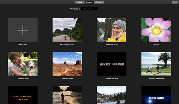 iMovie for MacV10.1.4 官方版