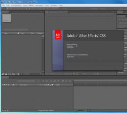 adobe after effects cs5完整破解版 V1.0 电脑版