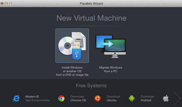 Parallels Desktop 11 Mac版V11.1.0.1 官方版