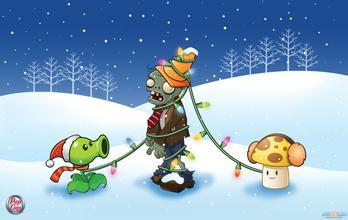 植物大战僵尸2V1.9.1 圣诞节版