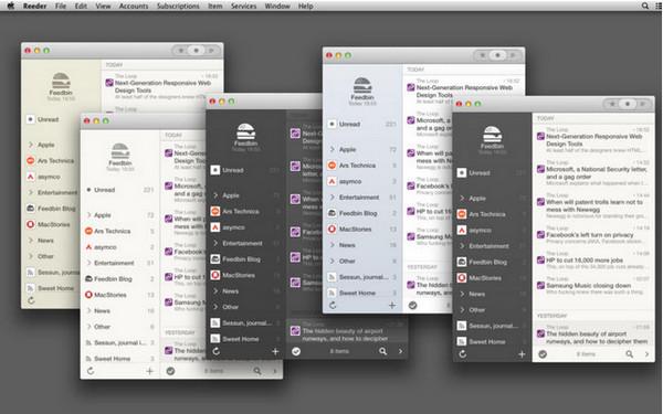 Reeder 2 for macV2.5.3 官方版