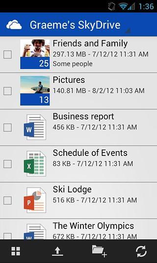 OneDriveV4.6.1 安卓版
