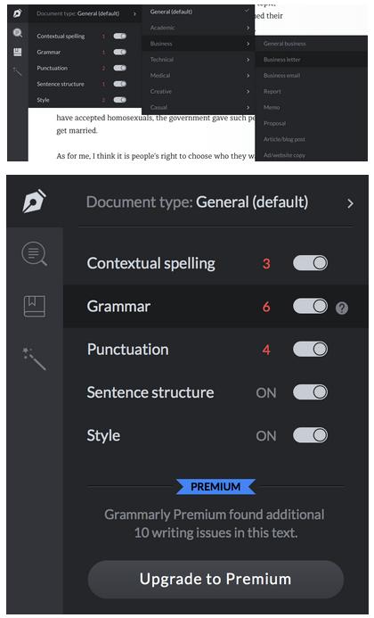 Grammarly for macV1.4.20 官方版