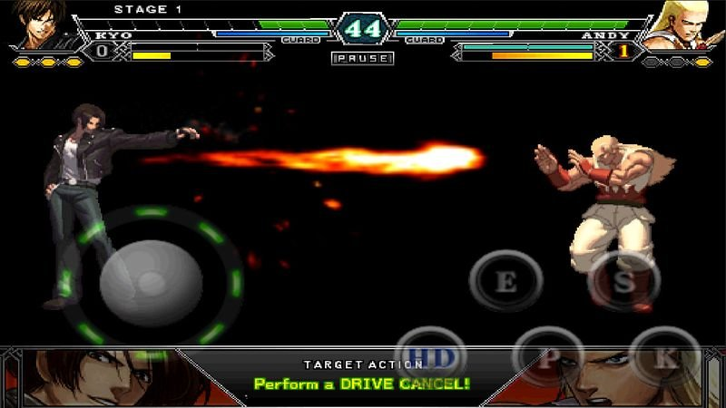 拳皇2012破解版V1.0.5 安卓版