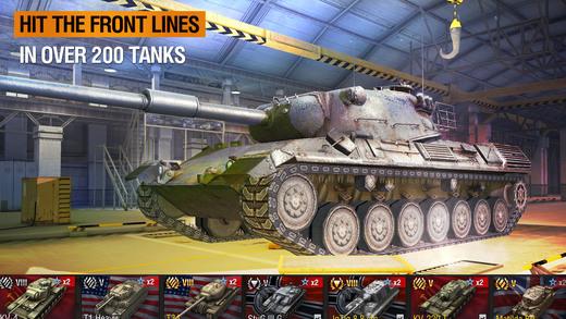 坦克世界闪击战V4.5.0.1114 安卓版