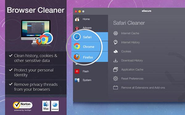 eSecure Mac版V1.4.0 官方版