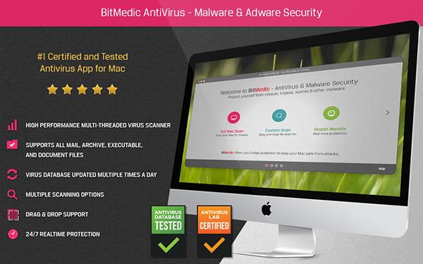 BitMedic AntiVirus Mac版V2.2 官方版