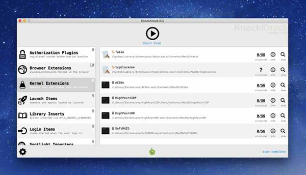 KnockKnock Mac版V1.7.1 官方版