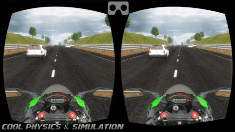 VR自行车竞速V1.0 安卓版