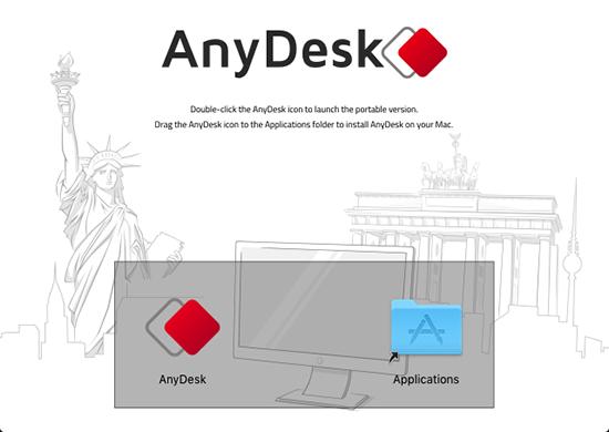 AnyDesk Mac版V2.6.1 官方版