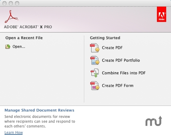 Adobe Acrobat Pro for MacV11.0.9 官方版