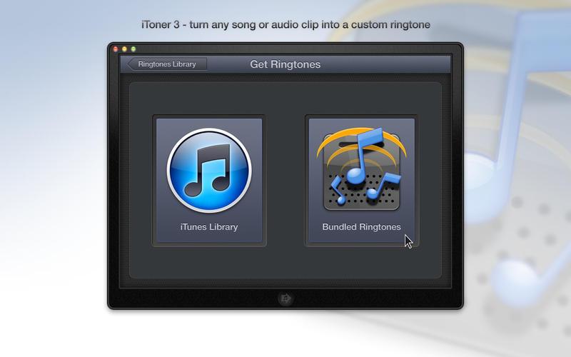 iToner for MacV3.0.2 官方版