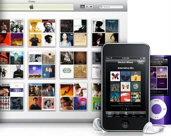 Ipod itunes for macV4.9.38 官方版