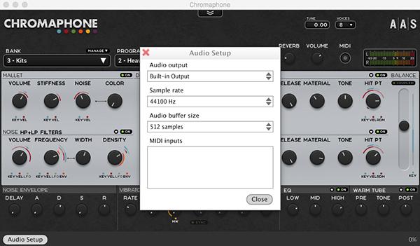 Chromaphone Mac版V1.0.8 官方版