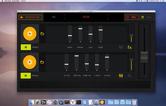 iMix Cloud Mac版V1.0 官方版
