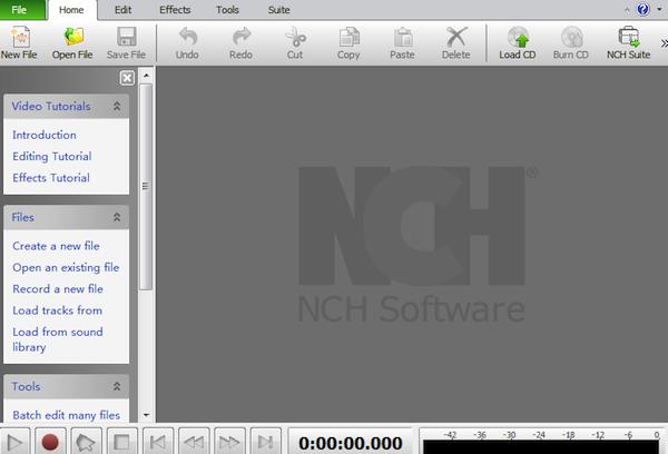 WavePad Mac版V6.64 官方版