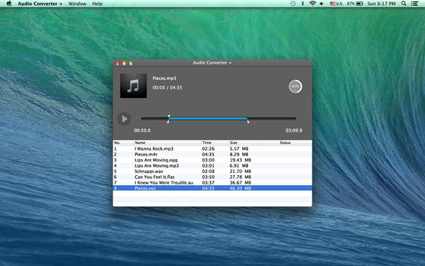 All Audio Converter for MacV2.2.0 Mac版