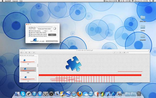 batchGIF Mac版V1.70 官方版