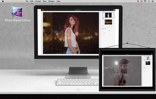 Photo Blend Editor Mac版V1.0 官方版