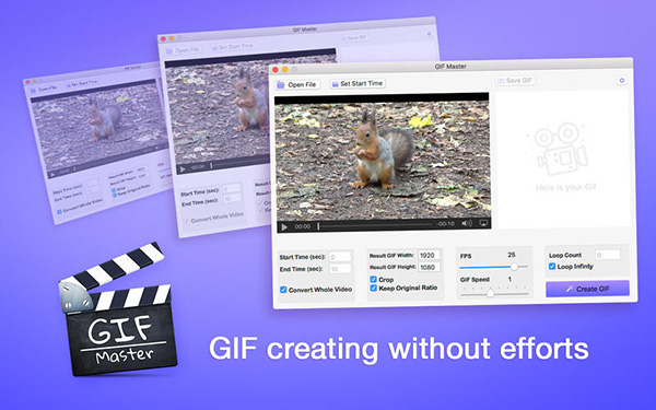 GIF Master Mac版V2.0 官方版