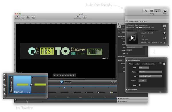 MotionComposer Mac版V1.8.4 官方版