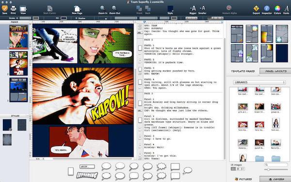 Comic Life Mac版V3.5.4 官方版